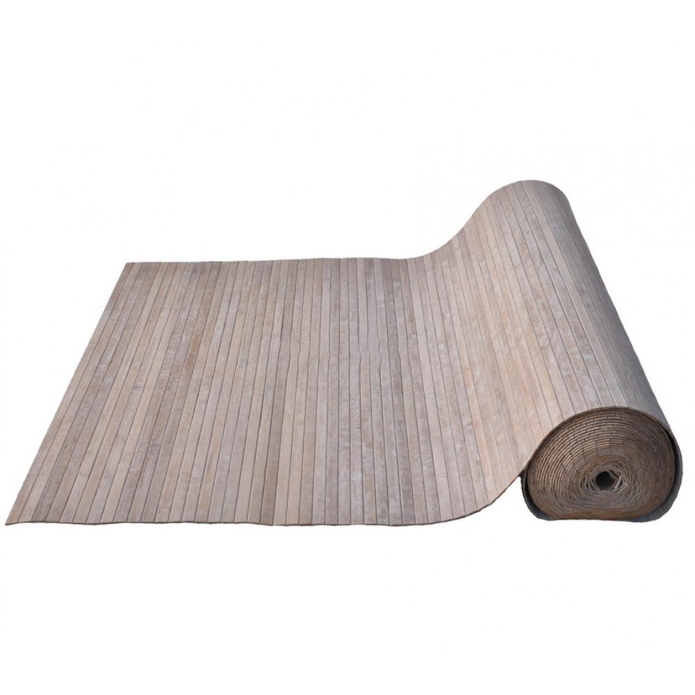 Бамбукові шпалери Кавові , полоса 17 мм. - 1,5 м