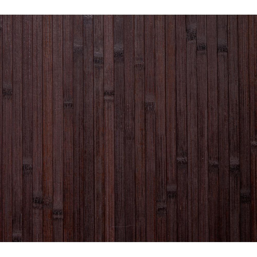 Бамбукові шпалери венге, нелак., полоса 12 мм. - 2,5 м