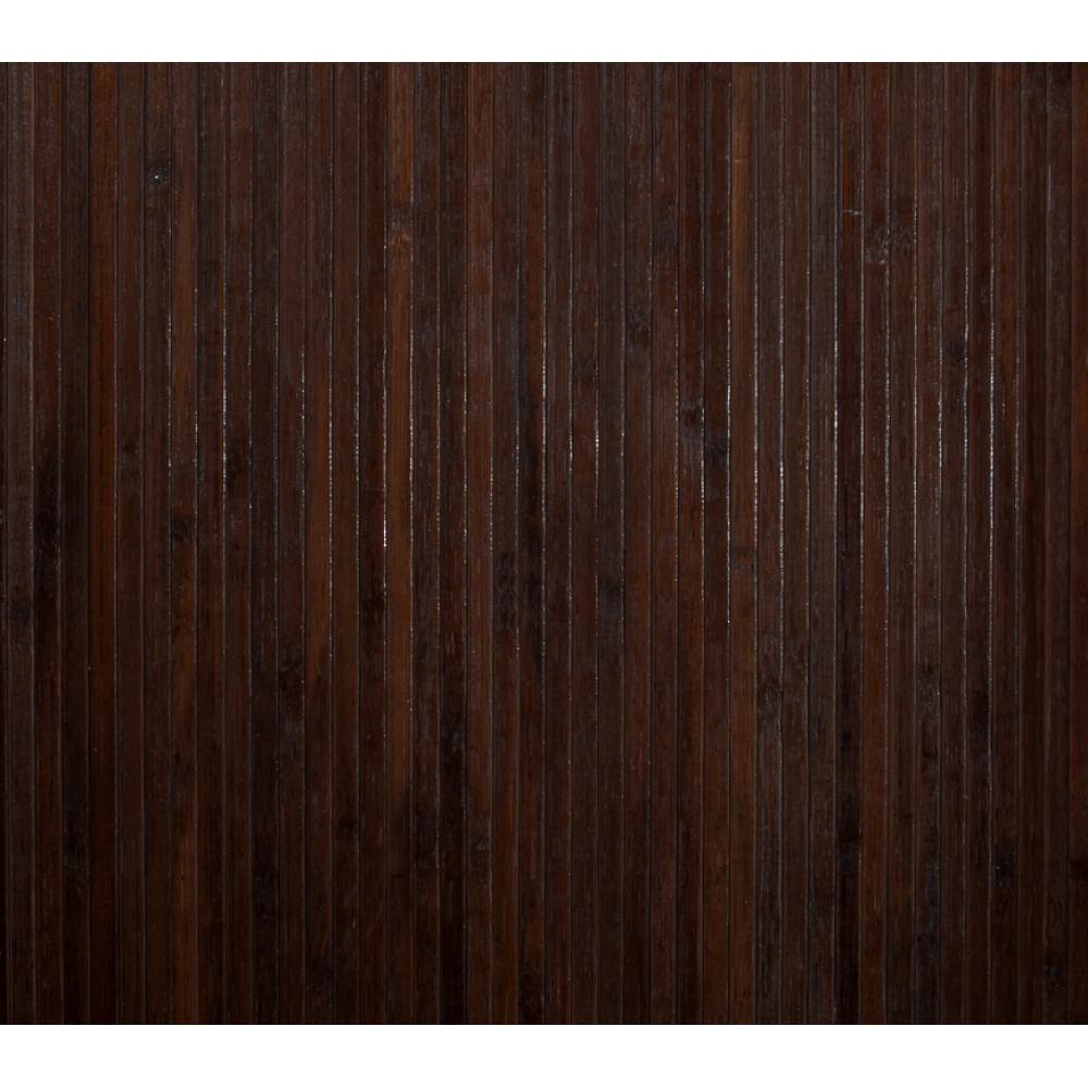 Бамбукові шпалери венге, нелак., полоса 8 мм. - 0,9 м