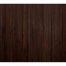 Бамбукові шпалери венге, нелак., полоса 8 мм. - 2,0 м