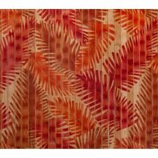 """Бамбукові шпалери """"Папоротник"""", полоса 17 мм."""