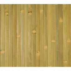 Бамбукові шпалери блідо-зелені, нелак., полоса 17 мм. - 1,5 м
