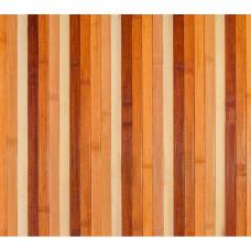 """Бамбукові шпалери """" Кольорові"""", полоса 17 мм."""