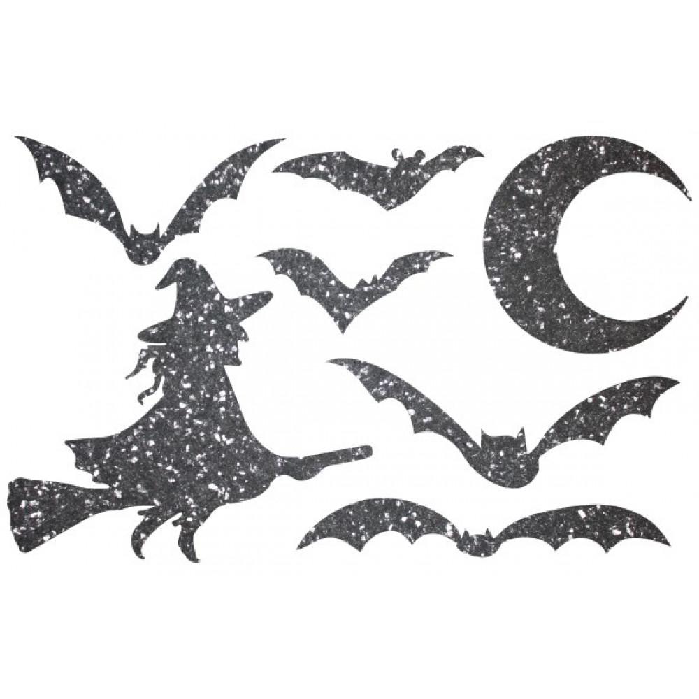 Декор з рідких шпалер Хеллоуин 2