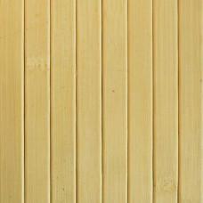 Бамбукові шпалери світлі, нелак., полоса 17 мм. - 2,5 м