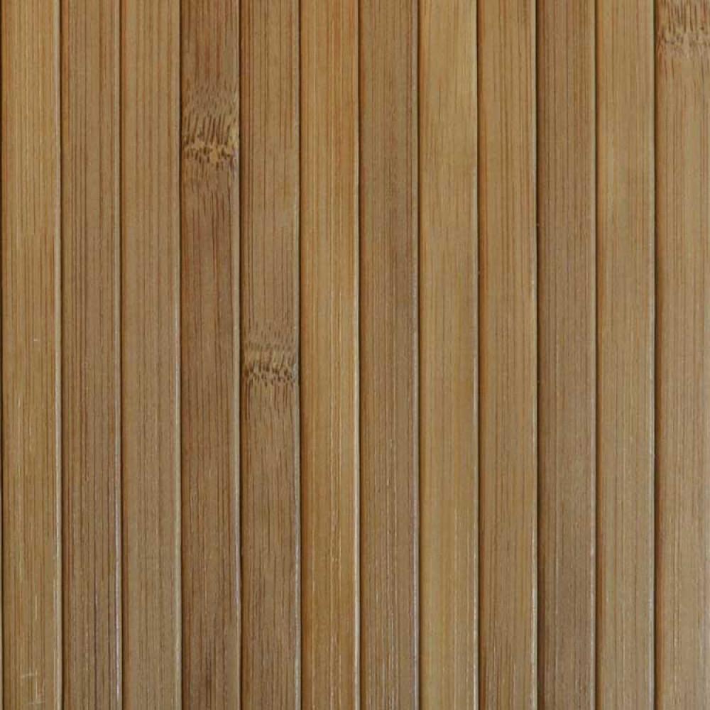 Бамбукові шпалери темні, нелак., полоса 12 мм. -1,5 м