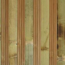 Бамбукові шпалери черепахові/темні, пропилені, нелак., полоса 17/2х8 мм. - 2,5 м