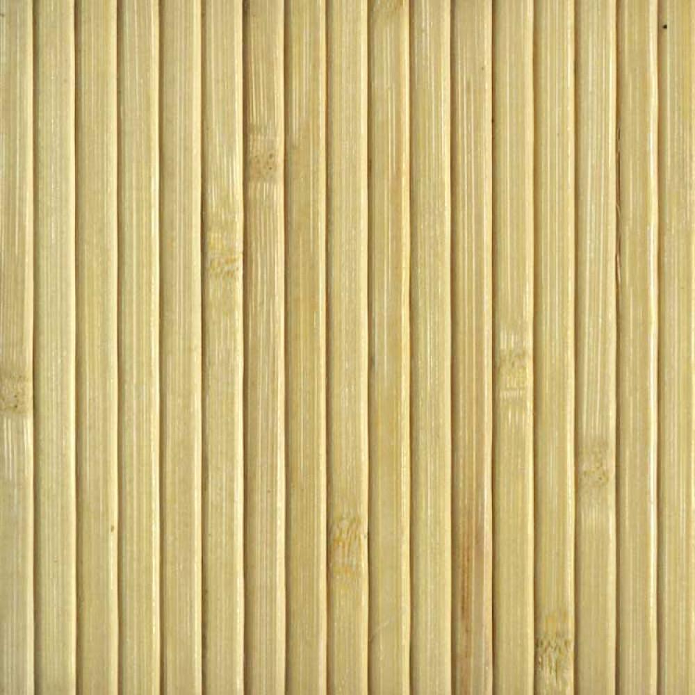 Бамбукові шпалери світлі, нелак., полоса 8 мм. - 0,9 м