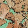 Коркові шпалери MIAMI PEAGREEN