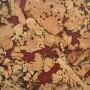 Коркові шпалери MIAMI RED