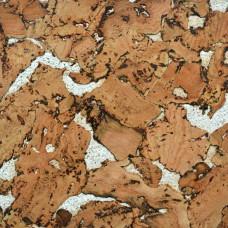 Коркові шпалери MIAMI WHITE