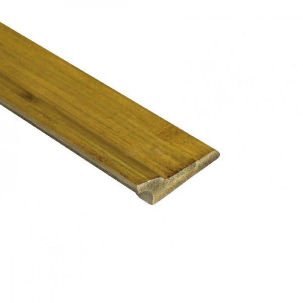 Бамбуковий плінтус, світло-бежевий