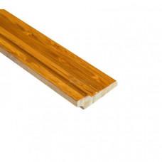 Бамбуковий плінтус, темний